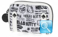 Portafoglio Pop Art Hello Kitty - S - Bianco