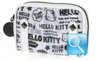 Portafoglio Pop Art Hello Kitty - S - Bianco