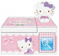Portagioie Musicale Purple Ribbon Hello Kitty