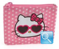 portamonete hello kitty dotty d.pink