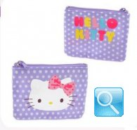 portamonete hello kitty dotty lilac