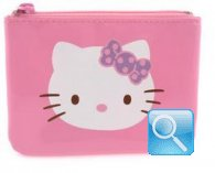 portamonete hello kitty pink