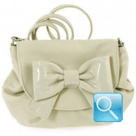 Borsa Camomilla Shopper M off white