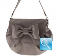 borsa postina ribbon l.brown