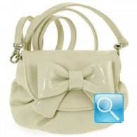 Borsa Camomilla Postina S off white