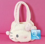 Borsetta Pouch Bag S Hello Kitty Marshmallow pink