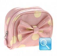 porta monete pouch bubbles l.pink
