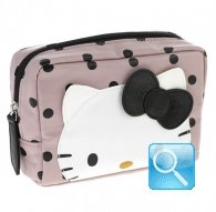borsa pouch city hello kitty pink