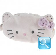 Pochette Pouch Hello Kitty Marshmallow pink