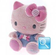 pupazzo hello kitty peluches rosa