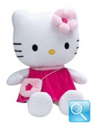 peluche hello kitty alto 40 centimetri