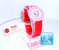 orologio hello kitty roud case