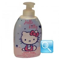 sapone e dispenser hello kitty