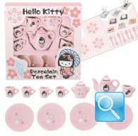 set te' hello kitty set tea