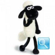 Peluche Vita da Pecora Shaun Gamba lunga