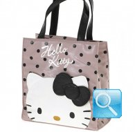 borsa shopper S city hello kitty pink