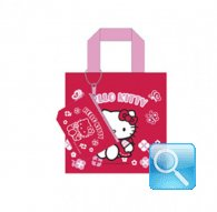 Sportina hello kitty con portamonete apron