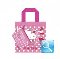 Sportina hello kitty  con portamonete candy