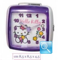 sveglia hello kitty flower novita' 2013