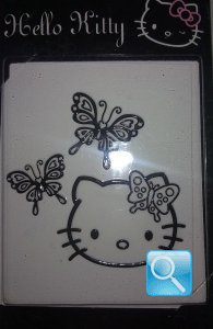 Tatuaggi hello kitty t2 nero