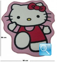 tappeto hello kitty
