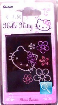 tatuaggi hello kitty t1 rosa