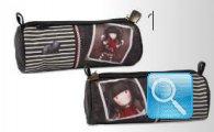 astuccio tombolino 1 gorjuss stripes nuova collezione 2013