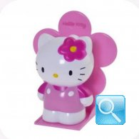 torcia hello kitty led flower