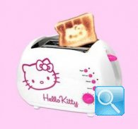 tostapane hello kitty