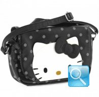tracollina city hello kitty black