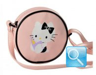 tracollina hello kitty round pink lovely