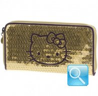 wallet pl.urban chic gold