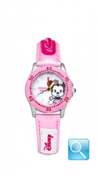Orologio Disney Curties Minnie rosa T0303