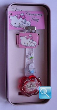 Orologio Charmmy Kitty White Butterfly