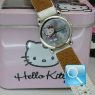 orologio hello kitty tutu jean white