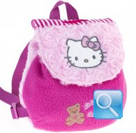 zainetto hello kitty too sweet pink
