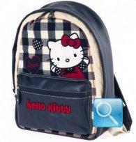 Zaino Campus Hello Kitty Blue