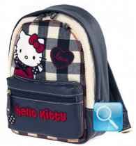 Zaino Campus Hello Kitty - S - Blue