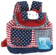 Zaino Hello Kitty S Red&Blue
