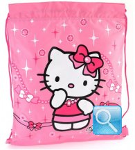 Zaino Sacchetto Hello Kitty Jewerly Pink