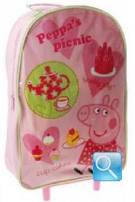 Trolley Pic-nic Peppa Pig